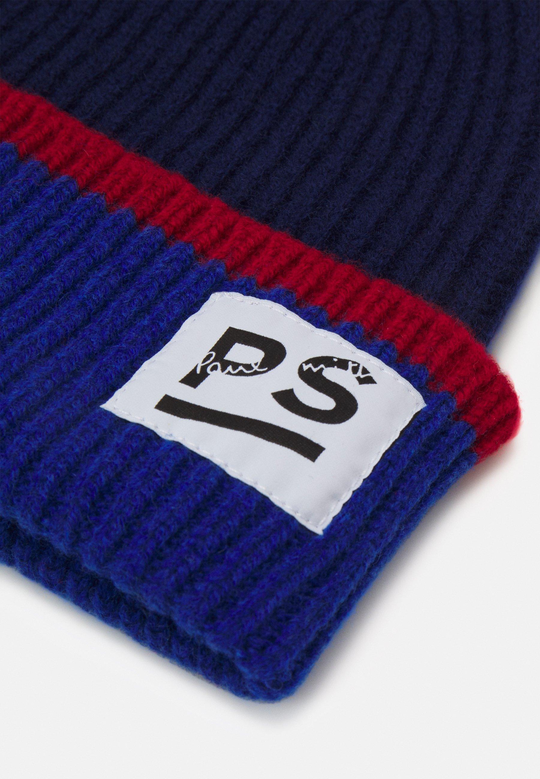 Ps Paul Smith Exclusive Beanie - Mütze Navy/blau