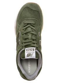 New Balance - ML574 - Trainers - covert green - 1
