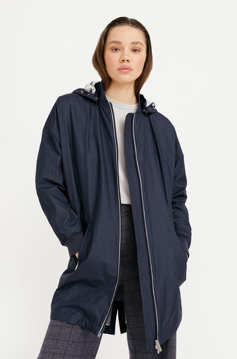 Finn Flare - Waterproof jacket - dark blue