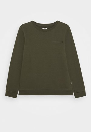 ORGANIC SOLOMINO - Sweatshirt - forest night