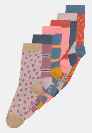 6 PACK - Socks - multi-coloured