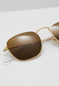 Ray-Ban - Solbriller - gold-coloured/brown - 4