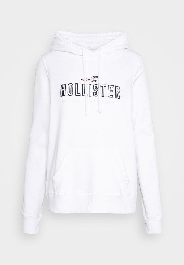 SUMMER CORE - Sweatshirt - white