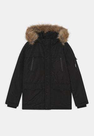 TEEN - Winter coat - black