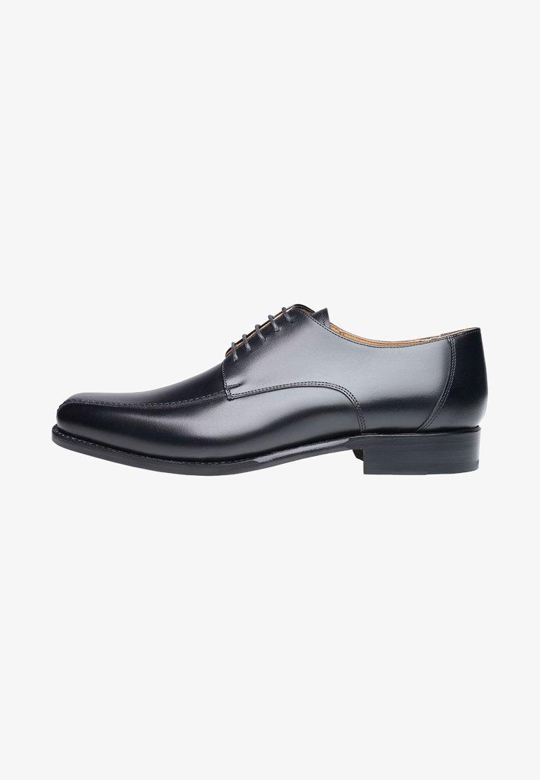 SHOEPASSION - NO. 5571 - Smart lace-ups - black