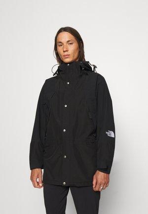 RETRO MOUNTAIN FUTURE LIGHT JACKET - Waterproof jacket - black