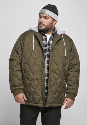 Light jacket - darkolive