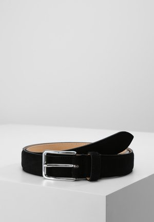 BOBBY SUEDE BELT - Belt - black