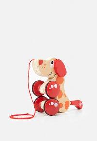 Hape - WALK-A-LONG PUPPY - Wooden toy - multi - 3