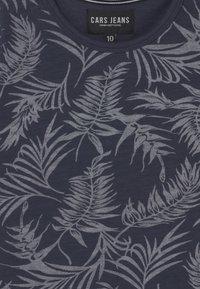 Cars Jeans - JUNEAU - Print T-shirt - navy - 2