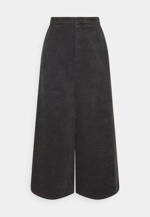 BLEACH PANTS - Pantaloni - asphalt