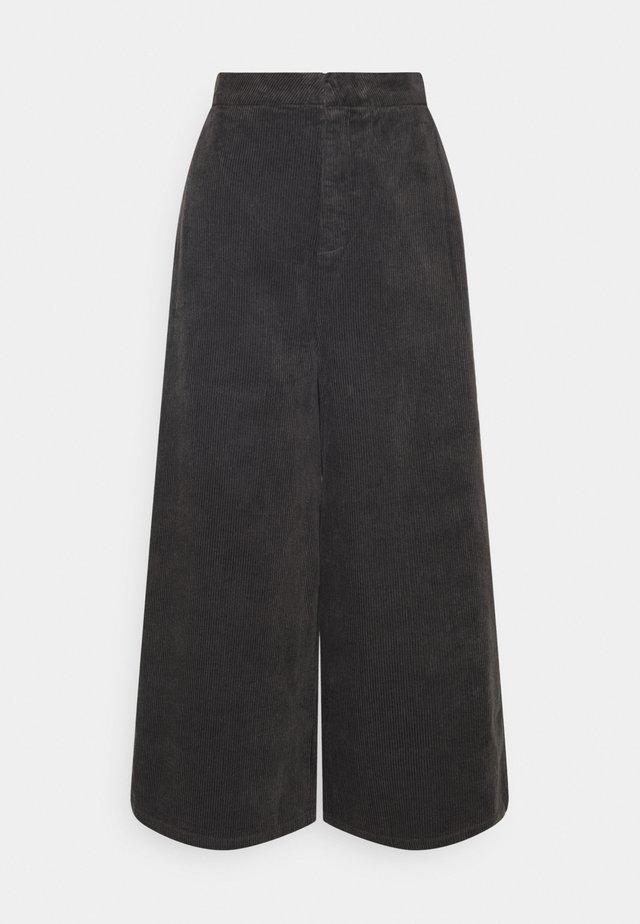 BLEACH PANTS - Pantalon classique - asphalt