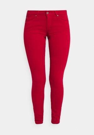 SOHO - Skinny džíny - winter red