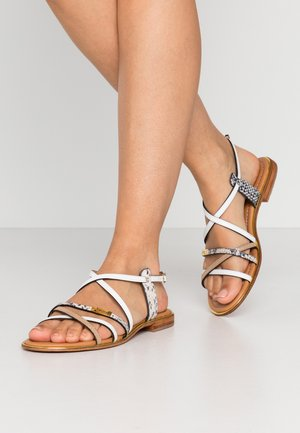 HARRY - Sandals - blanc/multicolor