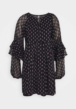 AMABELLA - Denní šaty - black