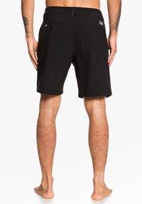 Quiksilver - UNION  - Swimming shorts - black - 2