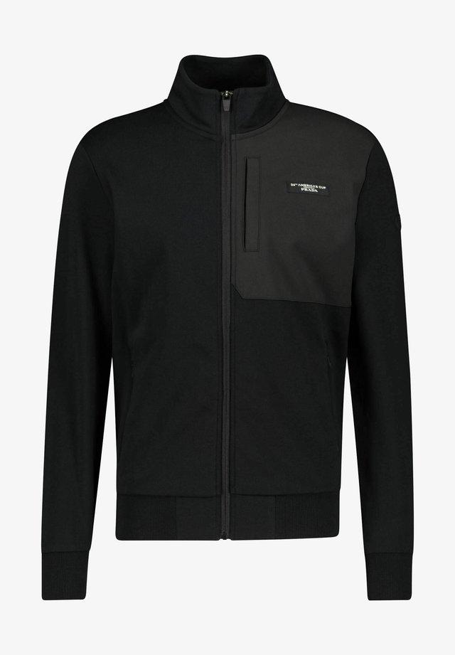 Training jacket - schwarz (15)