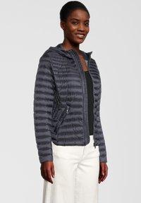 Colmar Originals - PUNKY - Down jacket - navy blue-light stee - 2