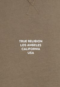 True Religion - CREW NECK - Top sdlouhým rukávem - sage - 2