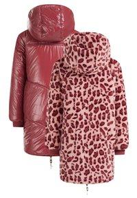 WE Fashion - Winter coat - old rose - 5