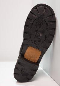 Harley Davidson - VISTA RIDGE   - Lace-up ankle boots - black - 4