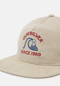 Quiksilver - POWER UNISEX - Cap - incense - 3