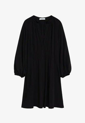ROBE - Day dress - noir