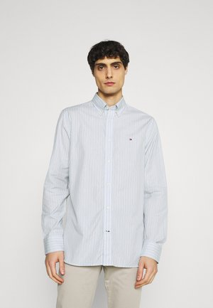 BOLD STRIPE REGULAR FIT - Shirt - breezy blue/ivory/yale navy