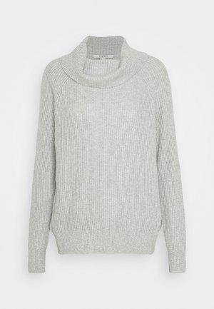 ROLLNECK - Jumper - light grey