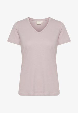 NAIA - Basic T-shirt - dawn pink