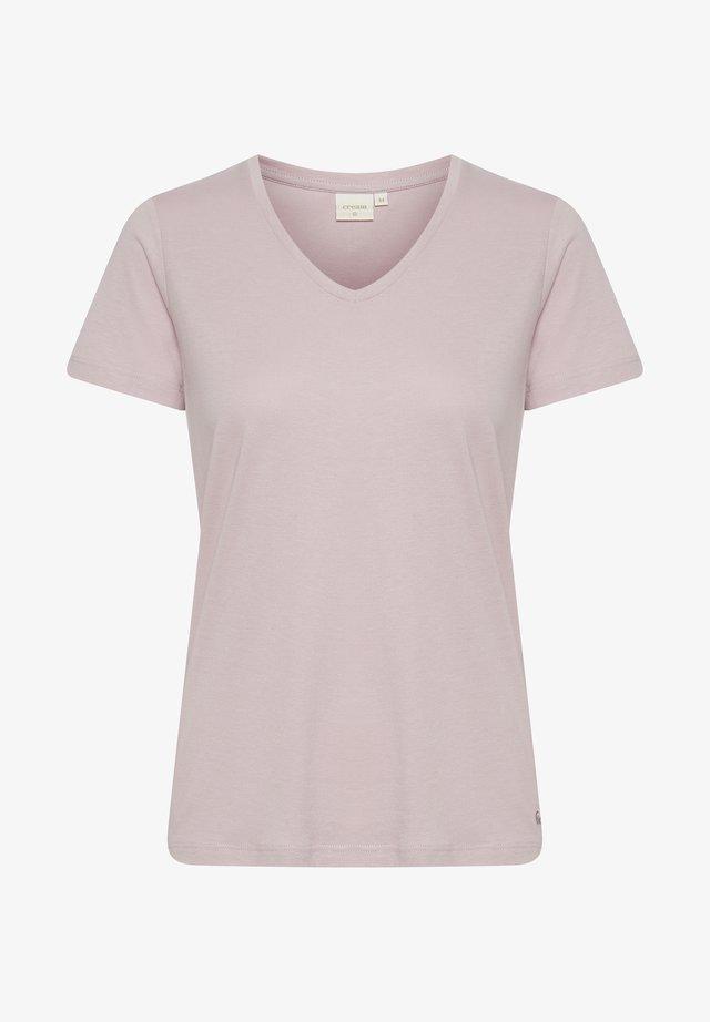NAIA - T-shirt basic - dawn pink