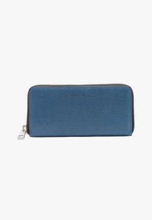 Wallet - retro denim blue