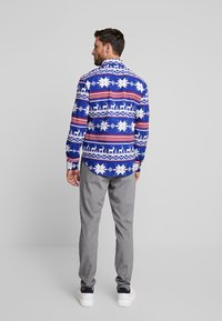 OppoSuits - THE RUDOLPH TAILORED FIT - Shirt - blue - 2