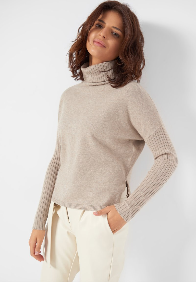 ORSAY - Jumper - light brown