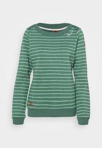 Ragwear - TASHI - Sweatshirt - green - 4