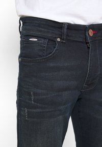 Petrol Industries - SEAHAM VINTAGE - Slim fit jeans - dark blue - 5