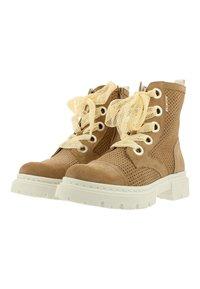 Bullboxer - Platform ankle boots - tan/cognac - 1
