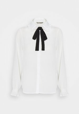 ONLGERRY - Button-down blouse - cloud dancer