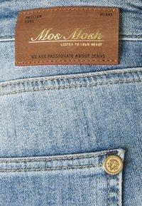 Mos Mosh - SUMNER EPIC  - Jean slim - light blue - 2