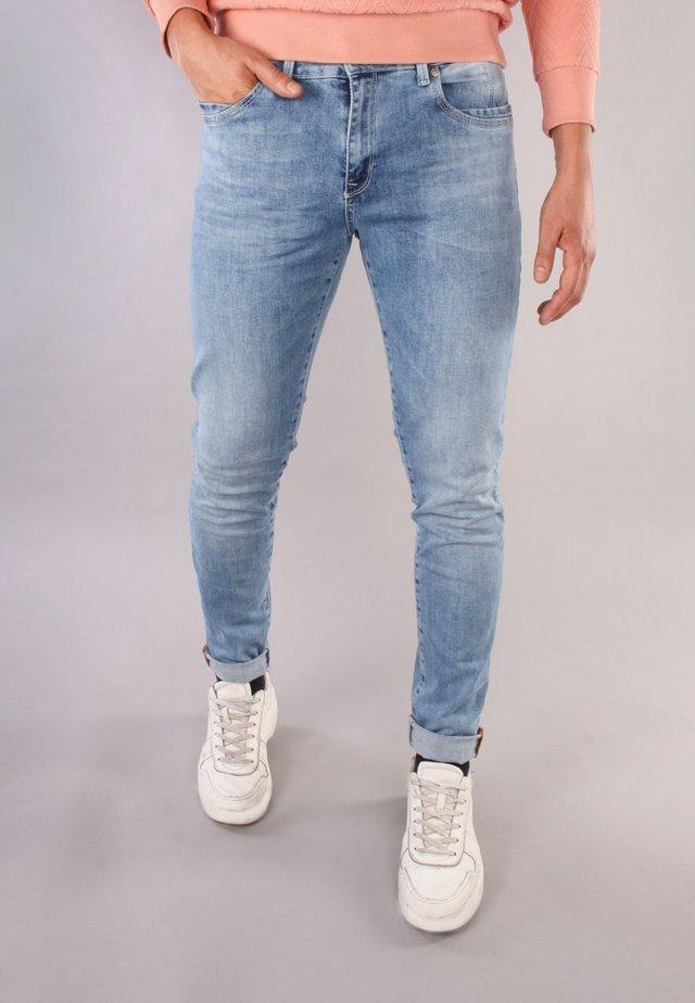 Jeans slim fit - ocean