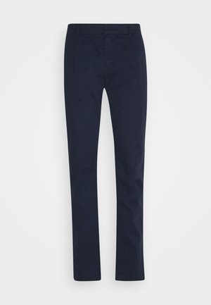 SOLID STRETCH - Chino - sky captain blue
