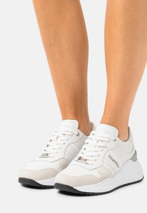 RYLIE LACE UP  - Sneakers laag - triple white