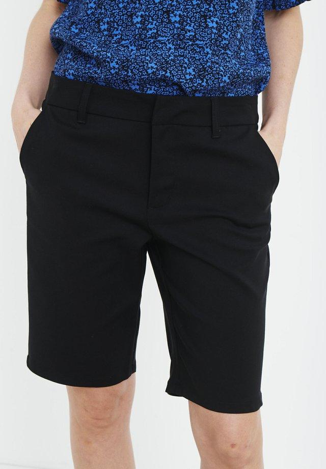 PZBRITT  - Shorts - black beauty