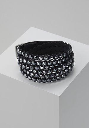 Swarovski crystal - Bracelet - jet