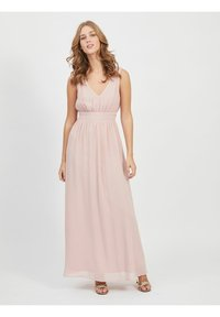 Vila - VIMILINA LONG DRESS - Occasion wear - pale mauve - 1