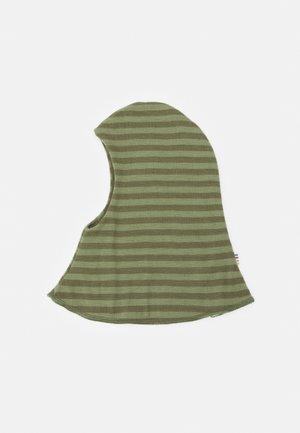 BALACLAVA DOUBLE LAYER UNISEX - Muts - green