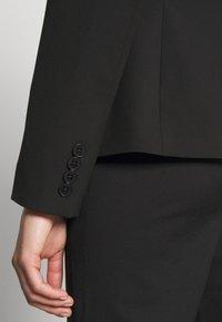 Lauren Ralph Lauren - SUITING JACKET - Blazer - black - 5