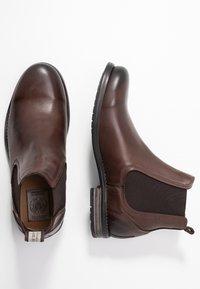 Sneaky Steve - CLOSER - Kotníkové boty - brown - 1