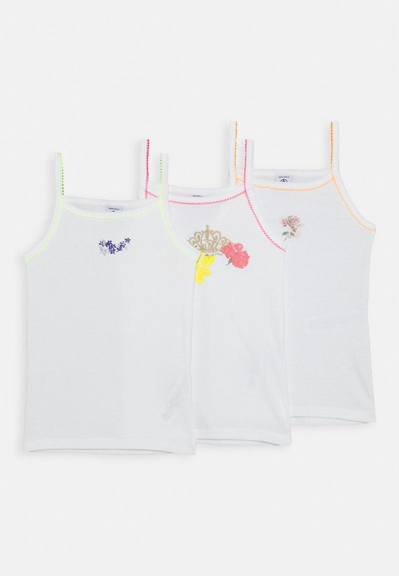 Petit Bateau - CHEMISES 3 PACK - Pyjama top - multi-coloured