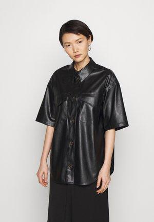 MARI  - Skjortebluser - black